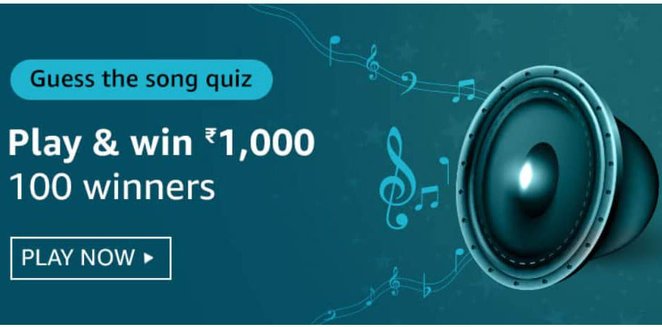 Amazon Guess The Song Quiz Answers